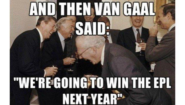 Ван Гал – спасибо что ты есть