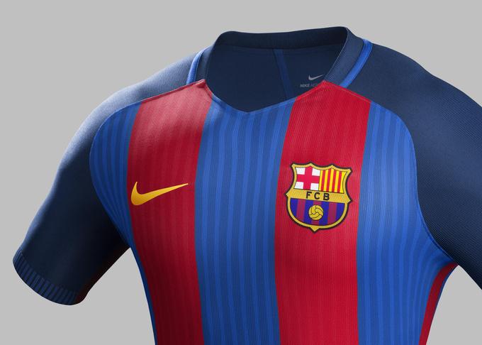 Барселона представил новую фотму на следующий сезон