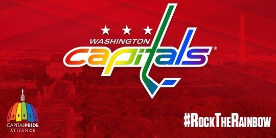 НХЛ. Голкипер Вашингтона посетит гей-парад
