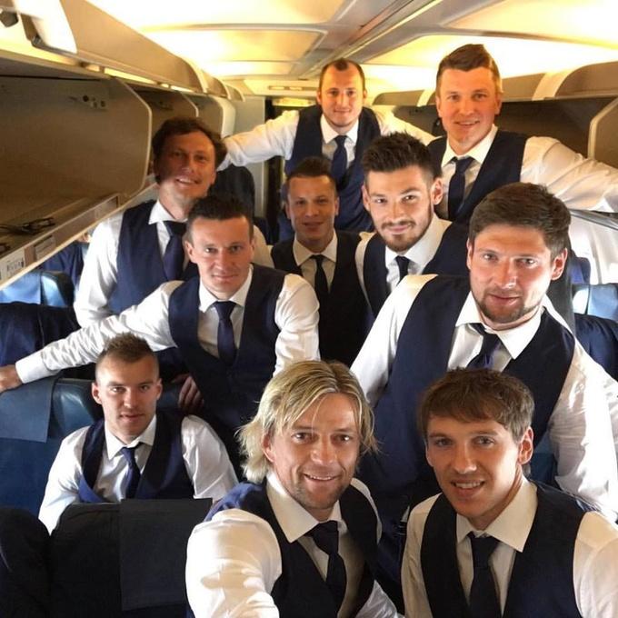 Фоменко: «Команда – это как семья»