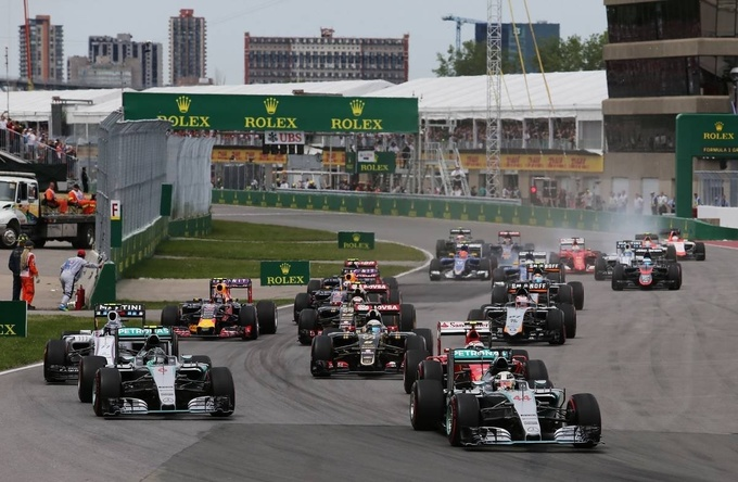 Формула-1. Анонс Гран-при Канады