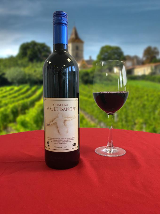 В честь Варди выпустили новую марку вина