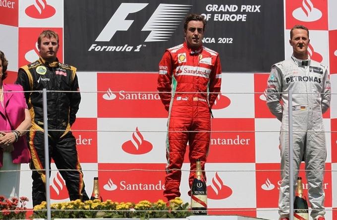 Формула-1. Анонс Гран-при Европы