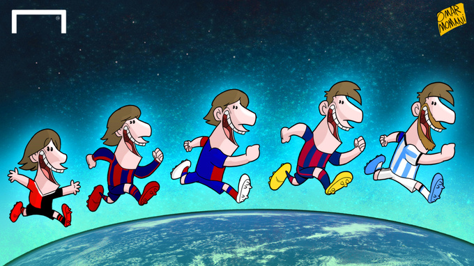 Подборка карикатур от Омара Момани за последнюю неделю