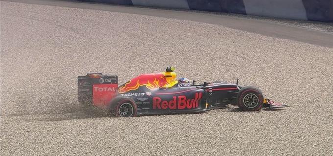 Формула-1. Гран-при Австрии. Росберг — лучший в первой тренировке