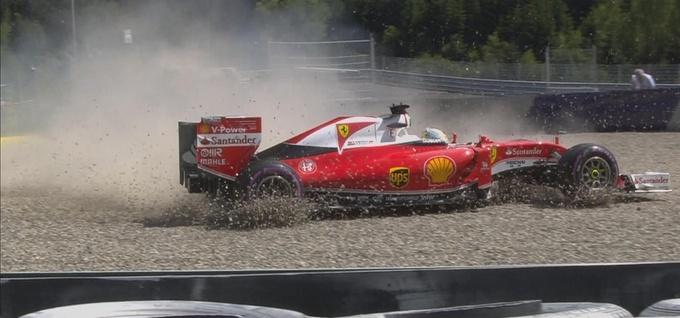 Формула-1. Гран-при Австрии. Росберг — быстрейший во второй тренировке