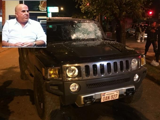 Распутный арбитр оказался парагвайским наркобароном
