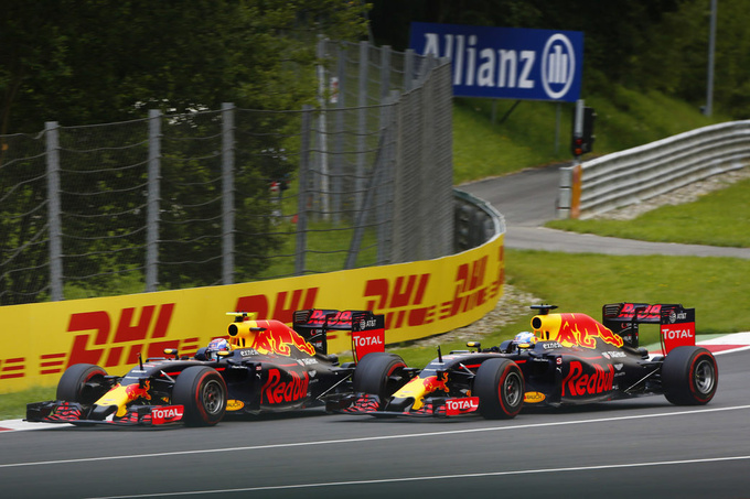 Формула-1. Гран-при Австрии. Цитаты уик-энда