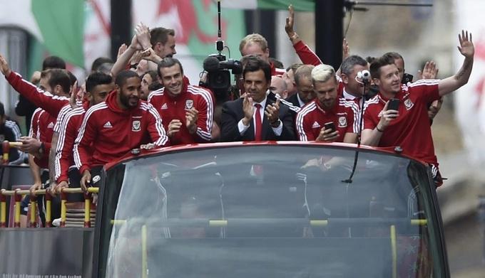 Триумфальное возвращение Уэльса