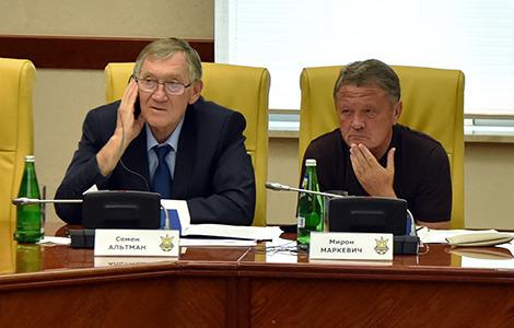 Официально: Маркевич  –  глава комитета национальных сборных ФФУ