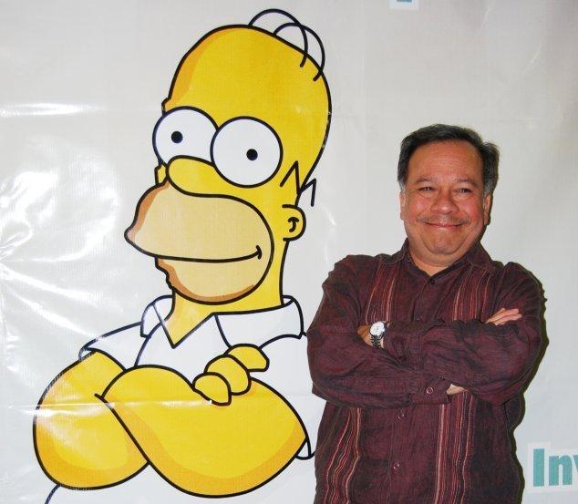 У Марадонны новый враг – Гомер Симпсон
