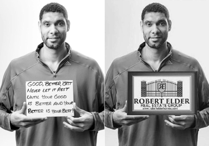 НБА. Данкан подал в суд на агенство недвижимости