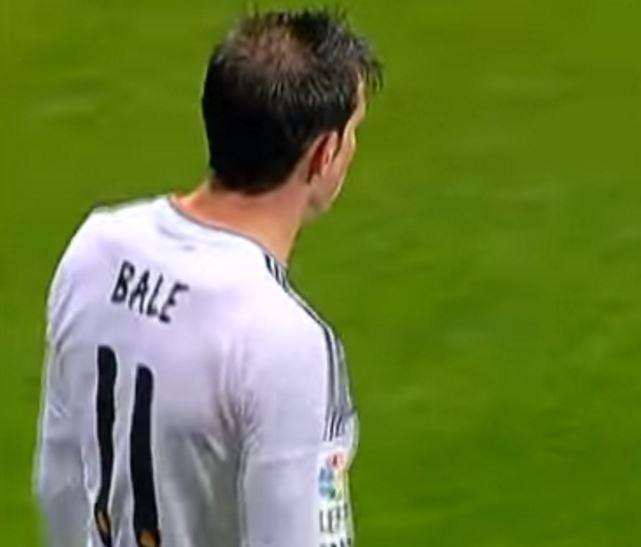 Бэйл начал лысеть после перехода в Реал?