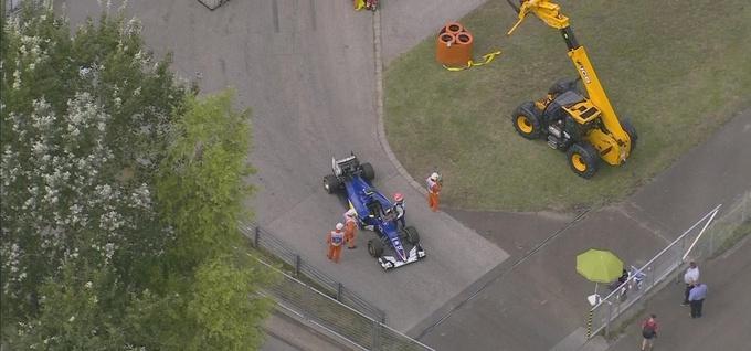 Формула-1. Гран-при Венгрии. Росберг  –  быстрейший во второй тренировке