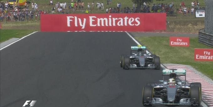Формула-1. Гран-при Венгрии. Хэмилтон празднует успех на Хунгароринге!
