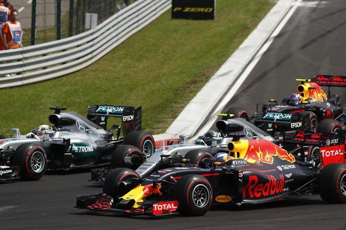 Формула-1. Итоги Гран-при Венгрии