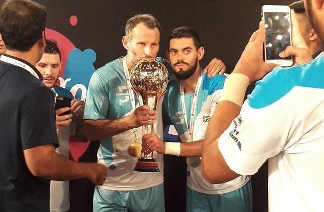 Очередной трофей Райана Гиггза