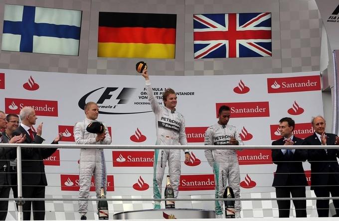 Формула-1. Анонс Гран-при Германии