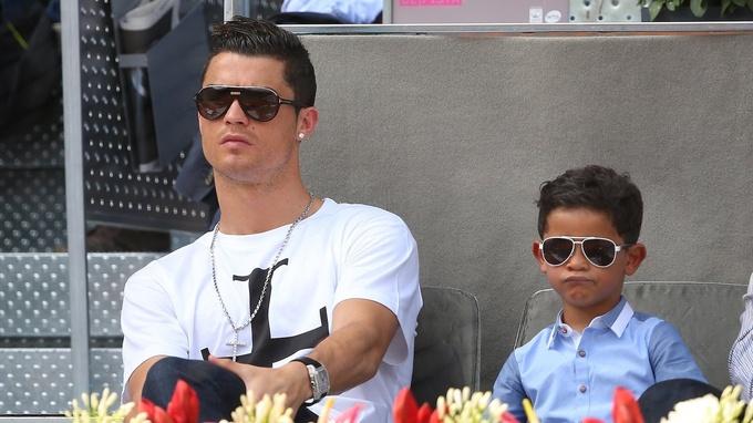Роналду и его