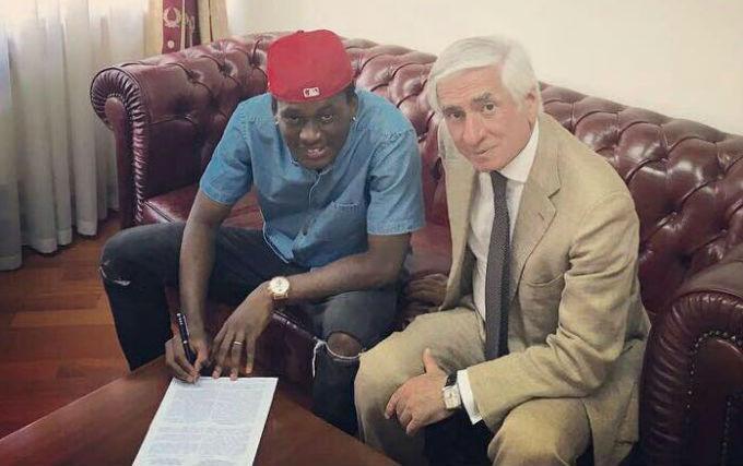 Динамо подписало ивуарийского полузащитника