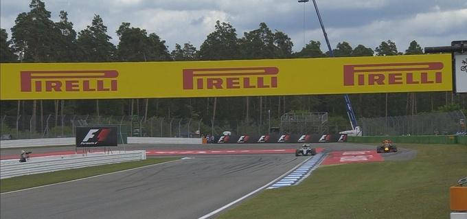 Формула-1. Гран-при Германии. Хэмилтон празднует успех в Хоккенхайме!