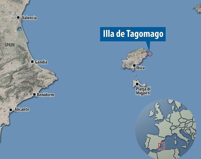 Остров Тагомаго