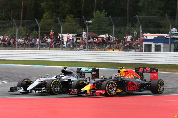 Формула-1. Итоги Гран-при Германии