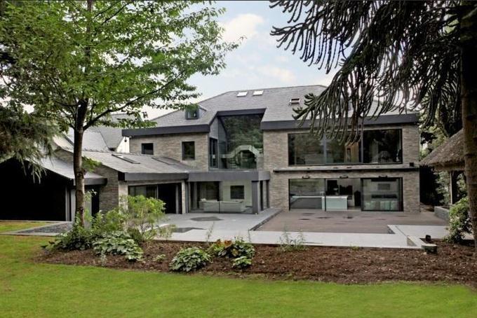 Дом, в котором будет жить Златан