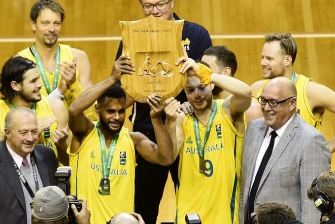 Сборная Австралии – победитель Чемпионата Океании