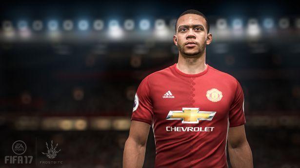 FIFA 17 показала Погба в форме МЮ