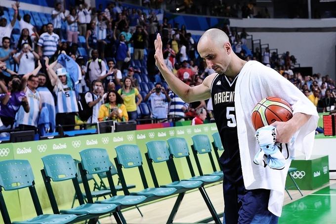 Баскетбол. США легко выходит в полуфинал
