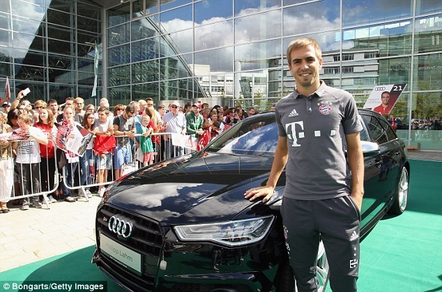 Спонсор добавил скорости игрокам Баварии