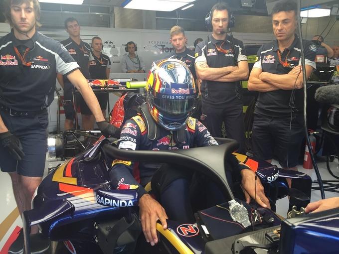 Формула-1. Гран-при Бельгии. Росберг — лидер первой тренировки