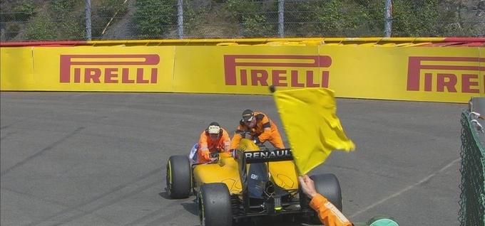 Формула-1. Гран-при Бельгии. Ферстаппен  –  лучший во второй тренировке
