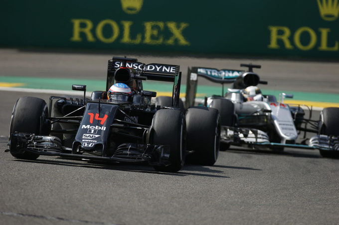 Формула-1. Итоги Гран-при Бельгии