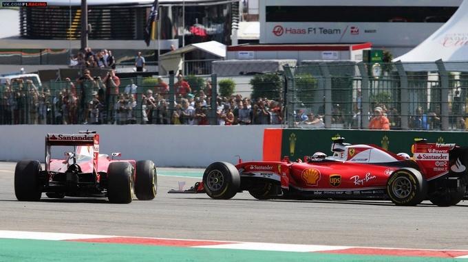 Формула-1. Гран-при Бельгии. Цитаты уик-энда
