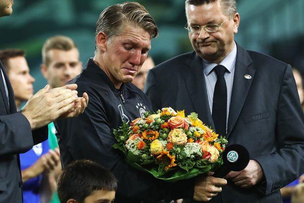 Как Швайнштайгер завершил карьеру в сборной