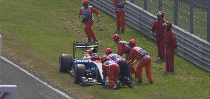 Формула-1. Гран-при Италии. Хэмилтон   –  на поуле в Монце!