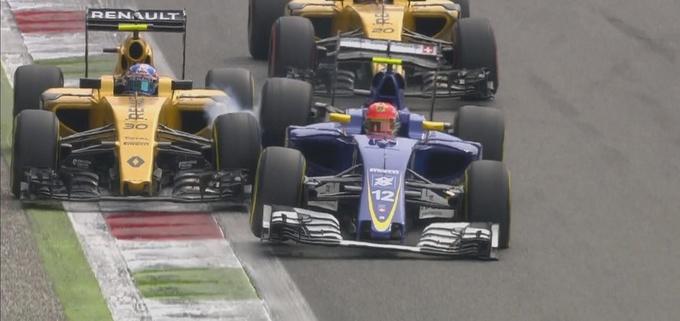 Формула-1. Гран-при Италии. Росберг побеждает в Монце!