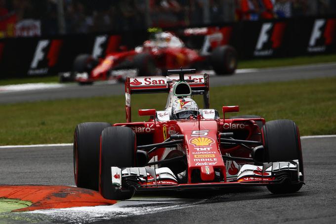 Формула-1. Гран-при Италии. Цитаты уик-энда