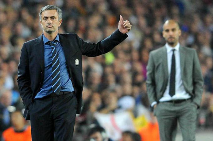 Великобритания признала Жозе Моуринью тренером месяца