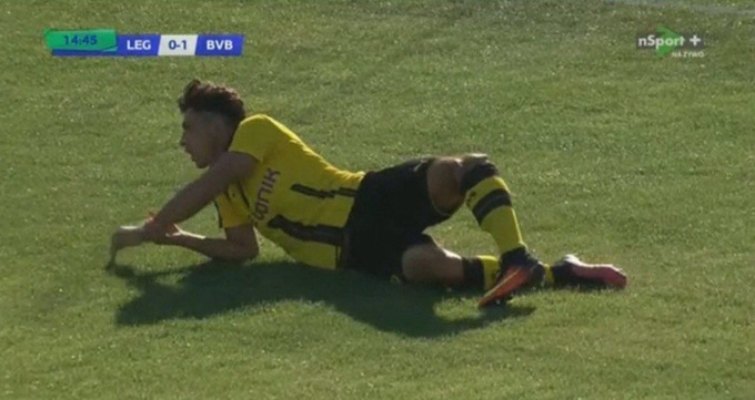 Легия— Боруссия Дортмунд— 0:6. Обзор матча, видео голов