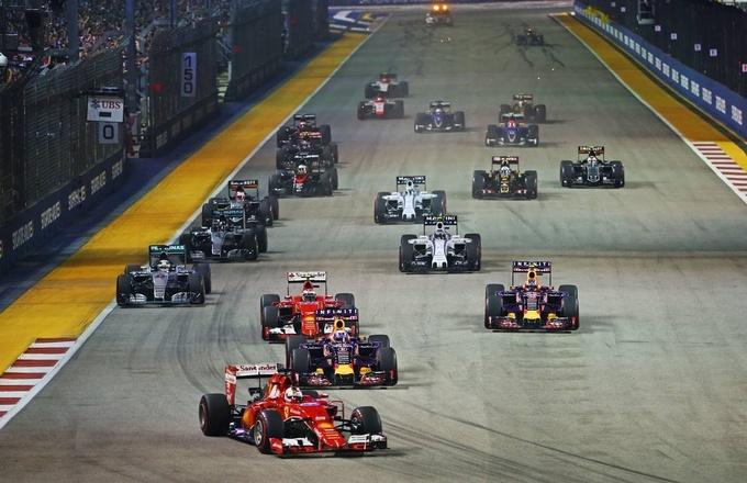 Формула-1. Анонс Гран-при Сингапура
