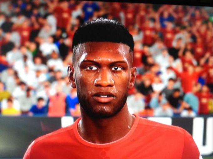 Игрок МЮ попросил EA Sports изменить его лицо в FIFA 17