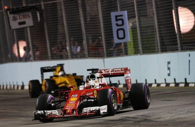 Формула-1. Итоги Гран-при Сингапура