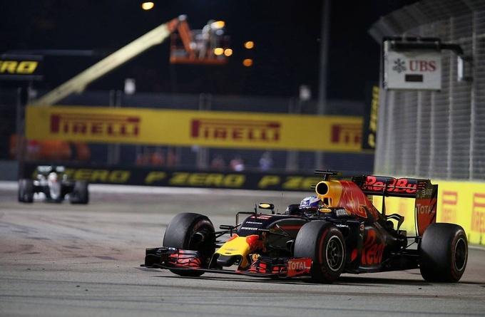 Формула-1. Гран-при Сингапура. Цитаты уик-энда
