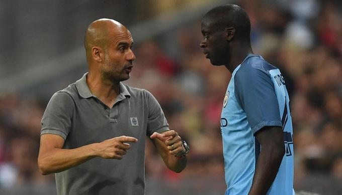 «Манчестер Сити» не хочет продлевать договор сЯяТуре
