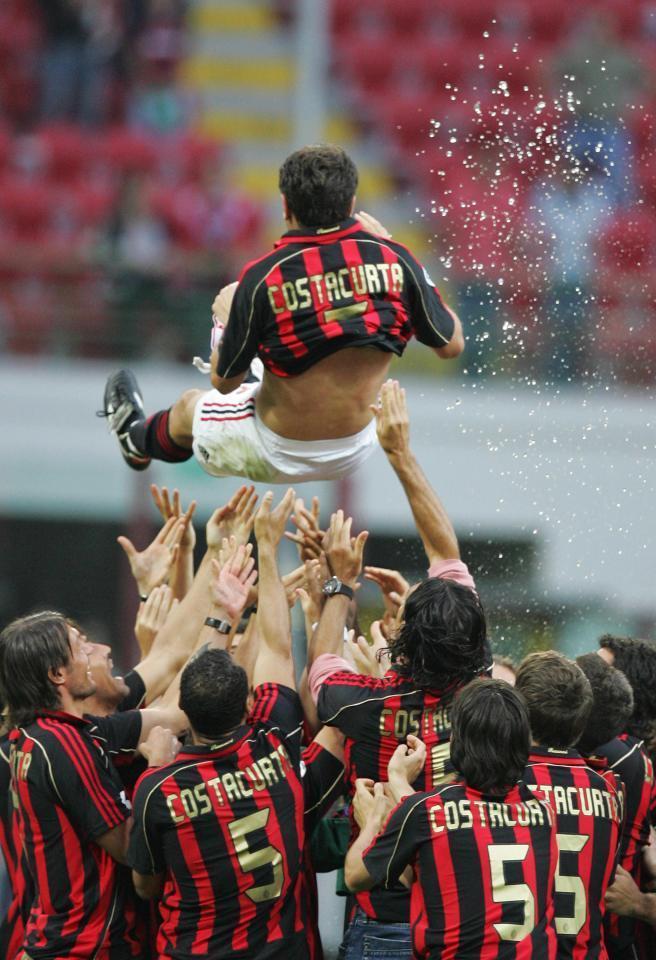 В стиле Тотти: футболисты, отдавшие родному клубу все