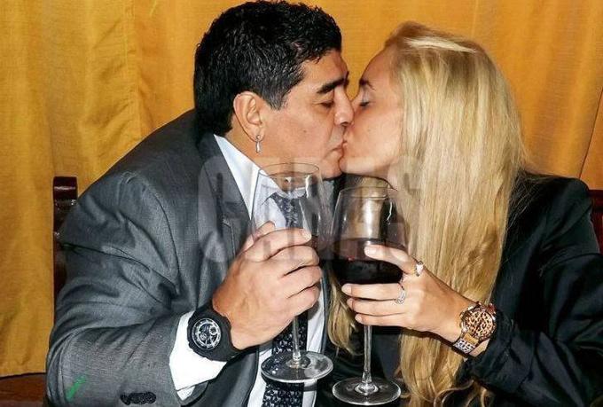 Марадона попадет под суд из-за собственных внебрачных детей