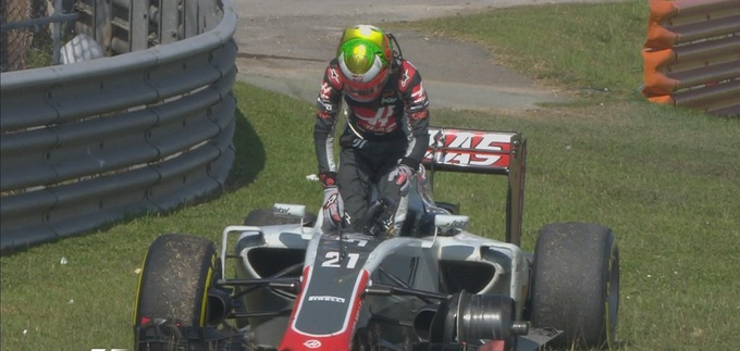 Формула-1. Гран-при Малайзии. Риккардо  –  побеждает на трассе в Сепанге!